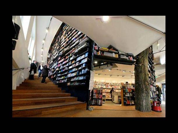 The American Book Center, Ámsterdam. (Foto: Top10.portaldeblogs.com)