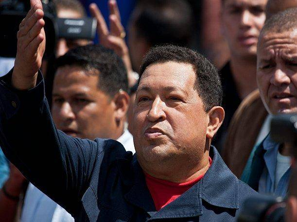 Venezuela: Hugo Ch&aacute;vez gan&oacute; elecciones con 54.42%, seg&uacute;n reporte oficial (VIDEO)