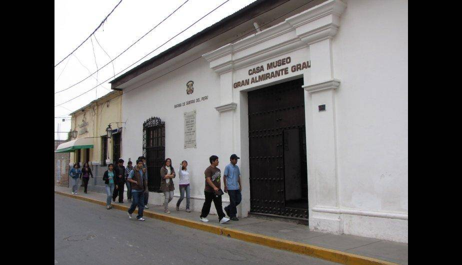 Conoce la Casona Museo de Miguel Grau Seminario en Piura (FOTOS)