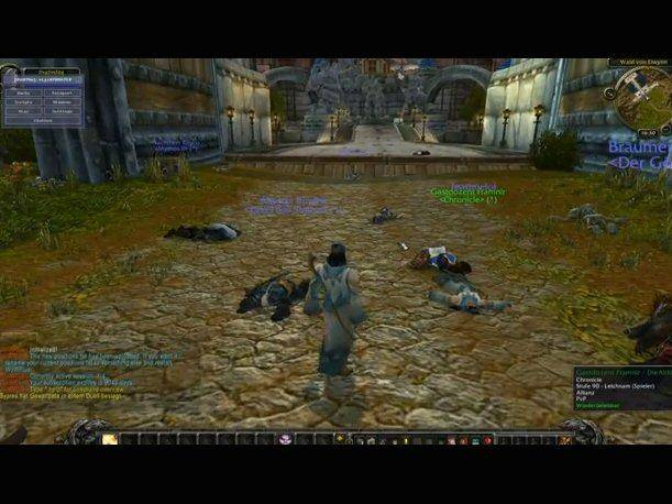Masacre en World of Warcraft provocado por hackers