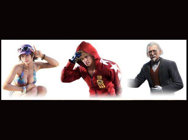 Nuevos personajes en Tekken Tag Tournament 2 (VIDEOS)