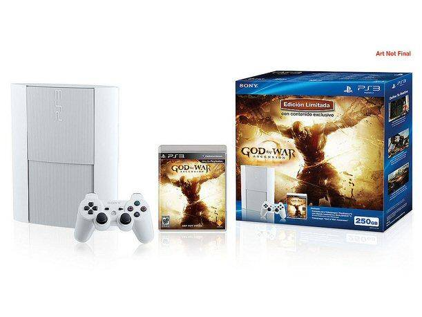 [Brasil Game Show 2012] Nuevos Bundles de PS3 con God Of War incluido