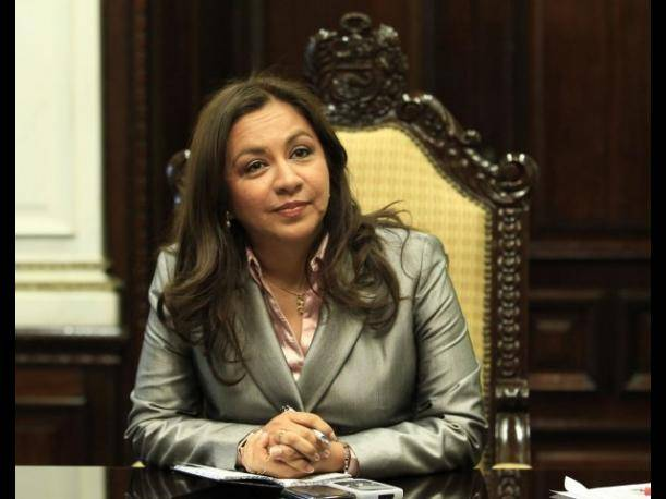 Marisol Espinoza pide no especular sobre pedido de indulto a Alberto Fujimori