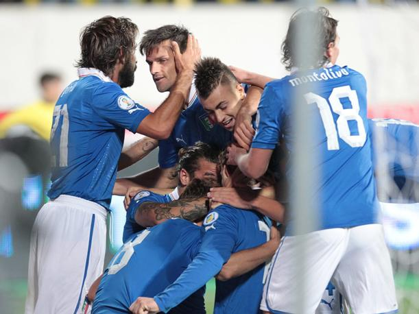 Eliminatorias Brasil 2014: Italia manda en el Grupo B en Europa