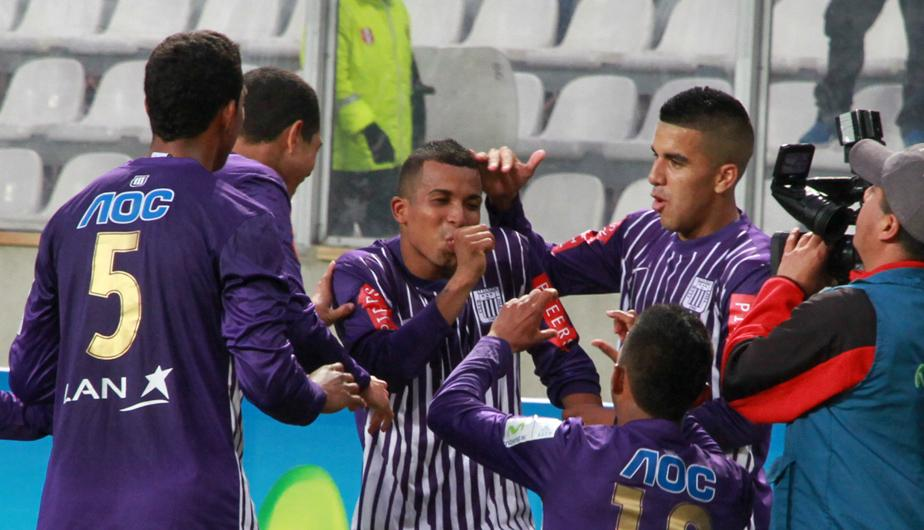 Alianza Lima 2-0 Universitario: Mira lo mejor del partido (FOTOS) 