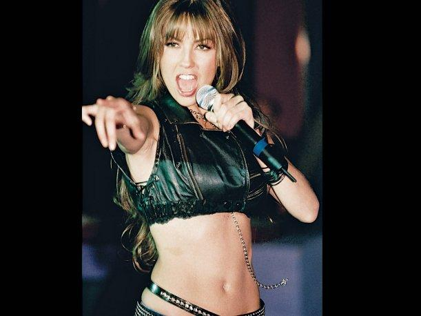 Thal&iacute;a presenta &quot;Hab&iacute;tame siempre&quot;, disco dedicado a su madre fallecida 
