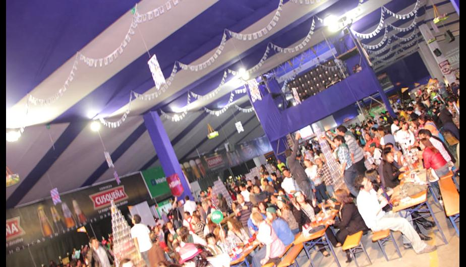 Oktoberfest Per&uacute; 2012: Diversi&oacute;n total en Lima Plaza Norte (FOTOS)