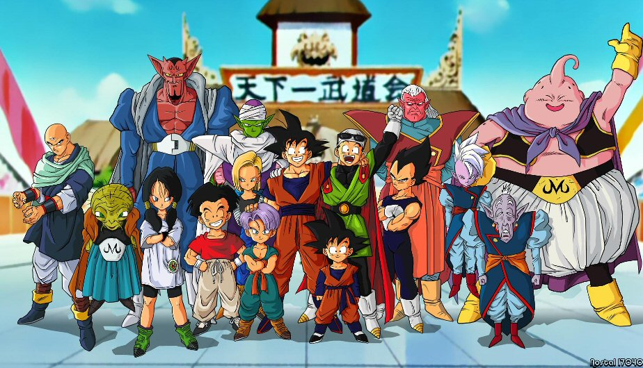 Puesto 01: Dragon Ball Z.