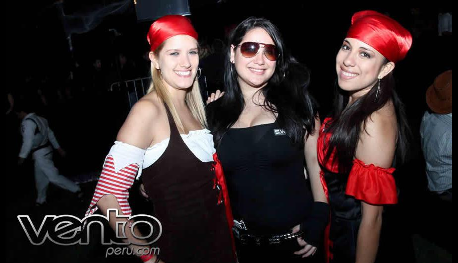 Bellas mujeres se divirtieron en la Fiesta Wonderland del Jockey Club del Per&uacute; (FOTOS)