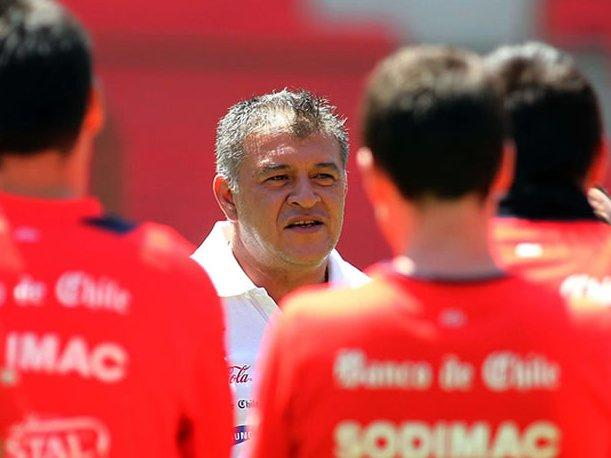 Claudio Borghi ya no es m&aacute;s t&eacute;cnico de la selecci&oacute;n chilena