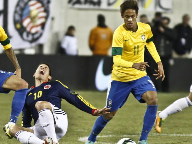 Terrible penal ejecutado por Neymar (VIDEO)
