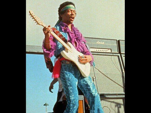 Jimi Hendrix tendr&aacute; su propia l&iacute;nea de ropa de la mano de la marca Lyric Culture