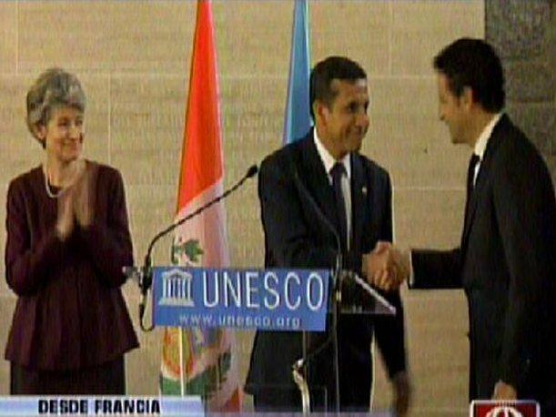Nombran Embajador de la Unesco a Juan Diego Florez (VIDEO)