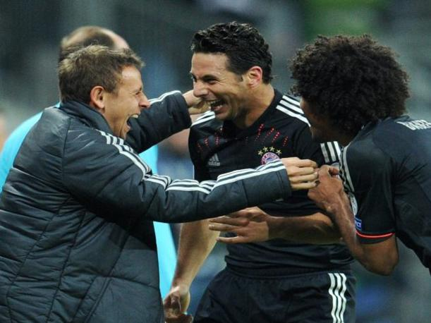 Bayern Munich avanza en la &#039;Champions League&#039;