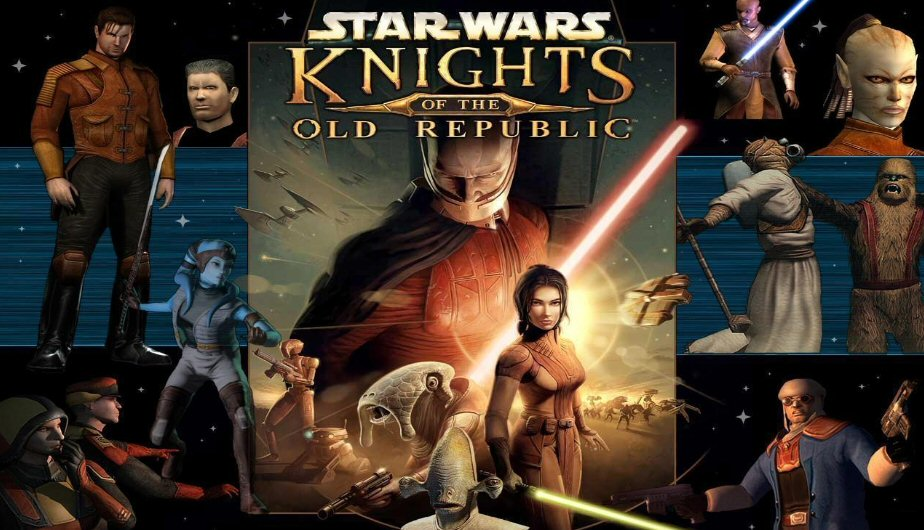 Puesto 22: Star Wars: Knights of the Old Republic. (Foto: Difusión)