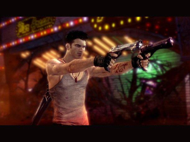 Demo de Devil May Cry llega a PSN y Xbox Live