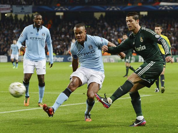 Real Madrid elimina al Manchester City de la Liga de Campeones