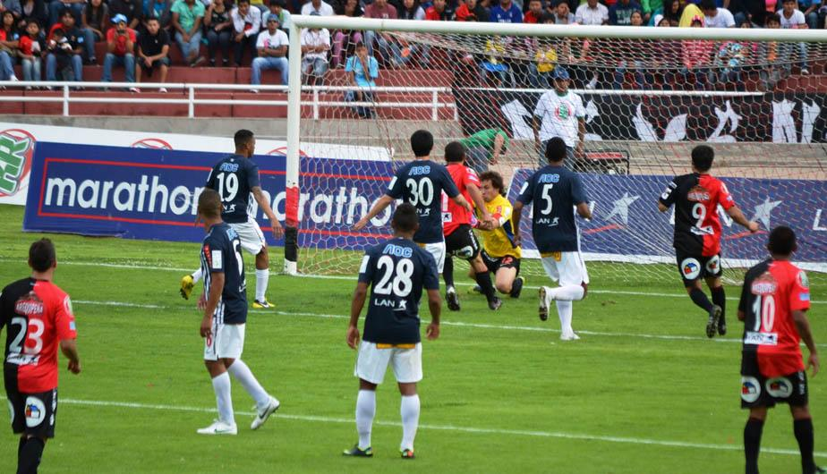 Im&aacute;genes del triunfo de Melgar sobre Alianza Lima (FOTOS)