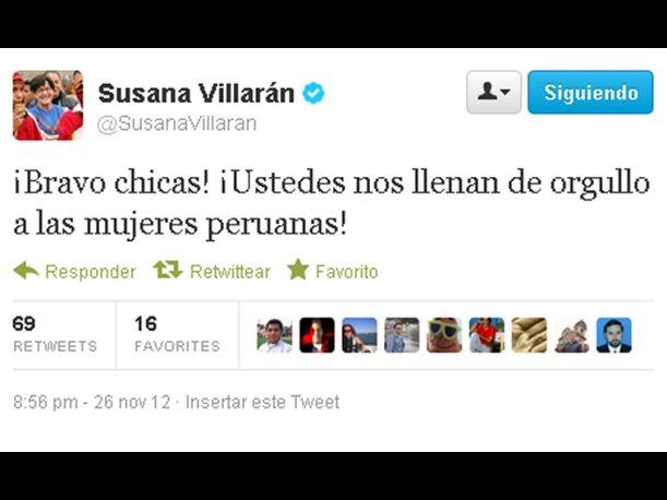 Susana Villar&aacute;n felicita a las &#039;matadorcitas&#039; por el t&iacute;tulo del Sudamericano