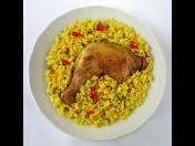 Prepara un sabroso Arroz con Pollo (VIDEO)