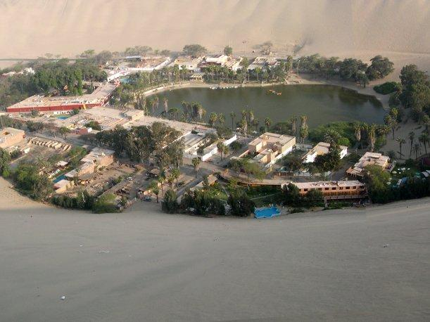 Esc&aacute;pate de la rutina y conoce la Huacachina en Ica (VIDEO) 
