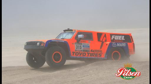 Robby Gordon. (Foto: Andr&eacute;s Lino)