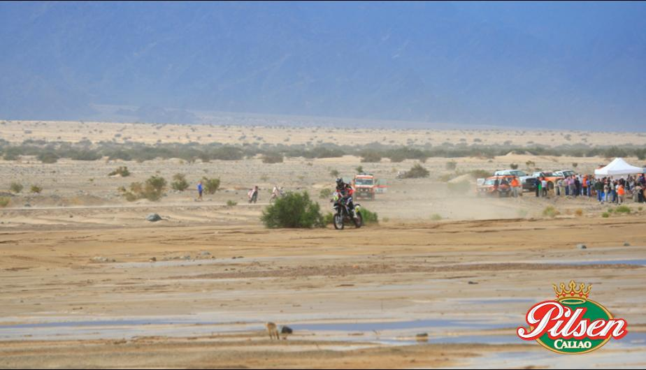 Rally Dakar 2013: Motociclistas rumbo a Copiap&oacute; (FOTOS)