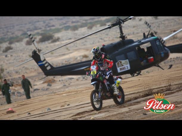 Rally Dakar 2013: Motociclistas rumbo a Copiapó (FOTOS)