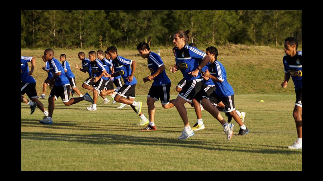 Sporting Cristal sigue con sus trabajos en Uruguay (FOTOS)