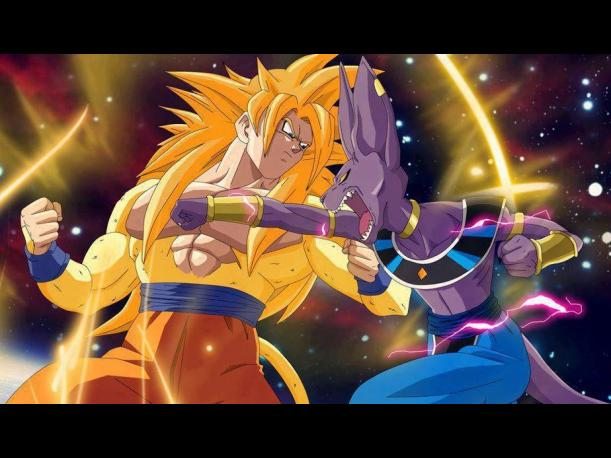Dragon Ball Z: ¿Cómo es Gokú como Super Sayayin Dios? (FOTOS)