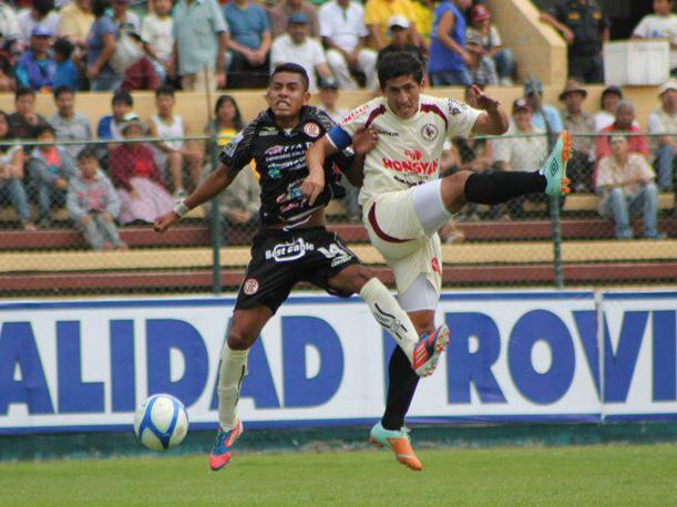 Descentralizado 2013: Le&oacute;n de Hu&aacute;nuco no pudo ante Melgar 