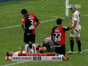Descentralizado 2013: Resumen del partido León de Huánuco vs. Melgar (VIDEO)