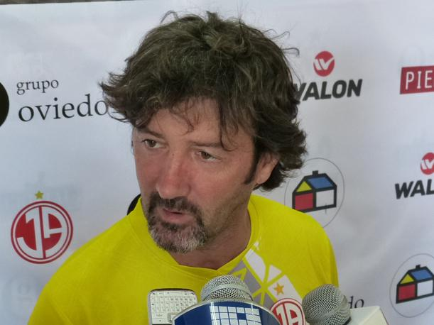 Jos&eacute; Mari Bakero a Mosquera: &ldquo;Lo de la cancha y el calor son excusas&rdquo;
