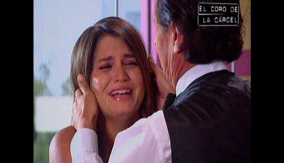 Fernanda se entera del secreto de su nona. (Foto: Captura de TV)