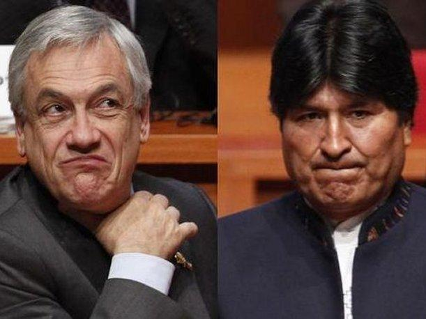 Sebasti&aacute;n Pi&ntilde;era a Evo Morales: &iquest;Qu&eacute; le respondi&oacute; por entrega de territorio? (VIDEO)