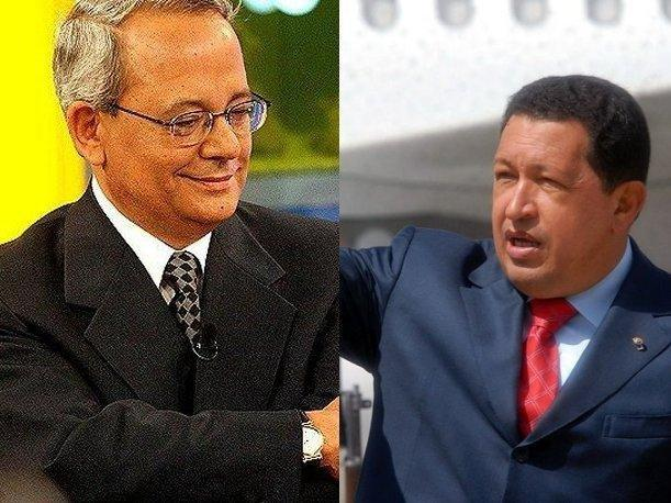 C&eacute;sar Hildebrandt: Hugo Ch&aacute;vez habr&iacute;a sido segundo secretario de Sim&oacute;n Bol&iacute;var