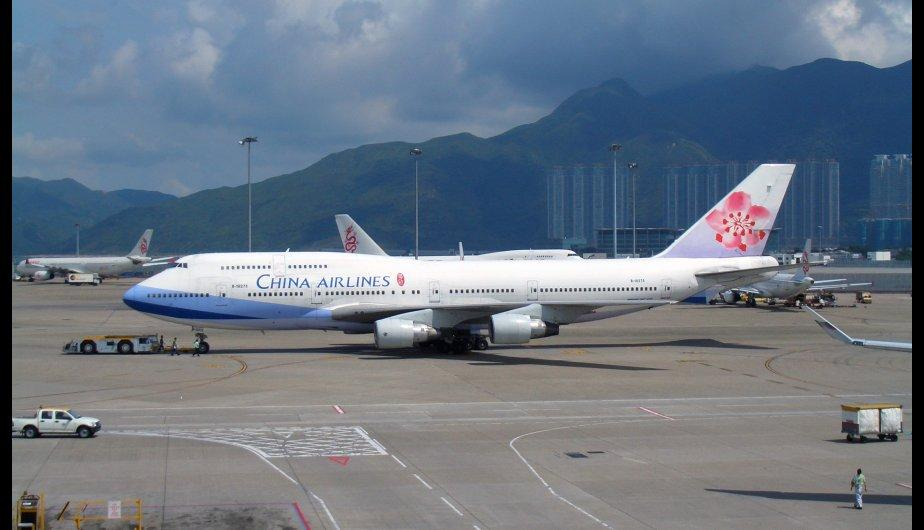 1.	China Airlines: 8 pérdidas de fuselaje; 755 muertos. (Foto: commons.wikimedia.org)
