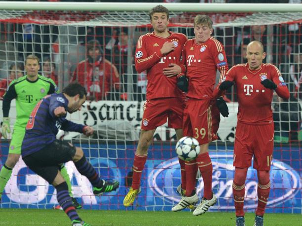 Champions League: Goles del Bayern Munich vs. Arsenal (VIDEO)