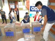 ONPE inicia despliegue de material electoral para revocatoria edil en Lima (VIDEO)