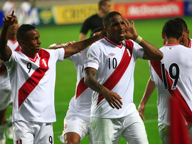 Perú vs. Chile: Revive el gol de Jefferson Farfán (narración chilena)