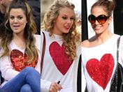 Guerra de Moda: Khloe Kardashian vs. Taylor Swift vs. Jennifer López