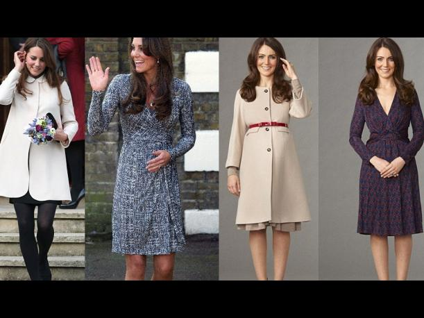 La Duquesa de Cambridge, Kate Middleton, tiene una doble (FOTOS)