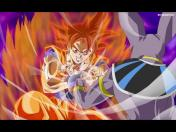 Dragon Ball Z: Filtran escena donde Gokú presenta nueva transformación en Battle of Gods (VIDEO)