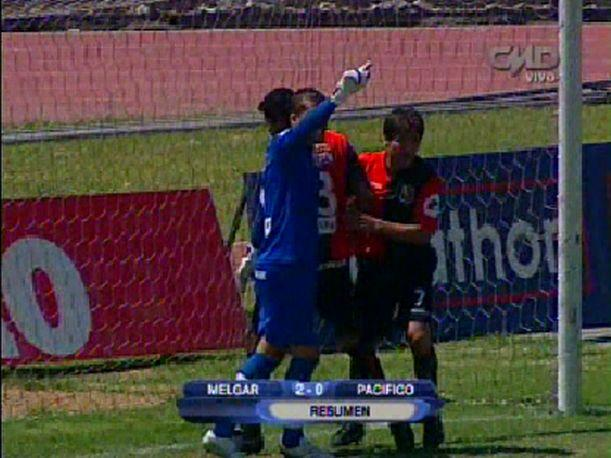 Descentralizado 2013: Goles del Melgar vs. Pacífico en Arequipa (VIDEO)
