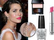 "Carlota Casiraghi, nieta de Grace Kelly brilla con un ""beauty look"" en el Baile de la Rosa"