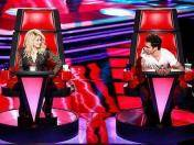 "Adam Levine calló a Shakira en el programa ""The Voice"" (VIDEO)"