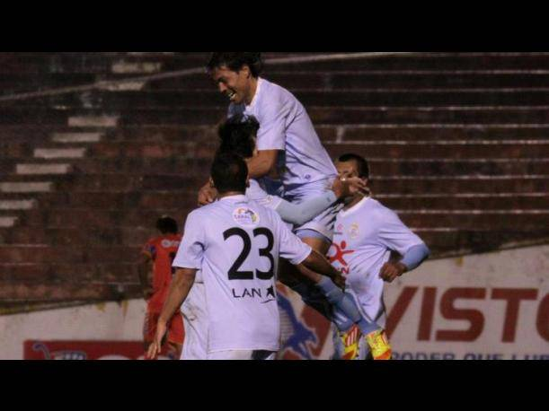Descentralizado 2013: Real Garcilaso vence a Pacífico y es puntero (VIDEO)
