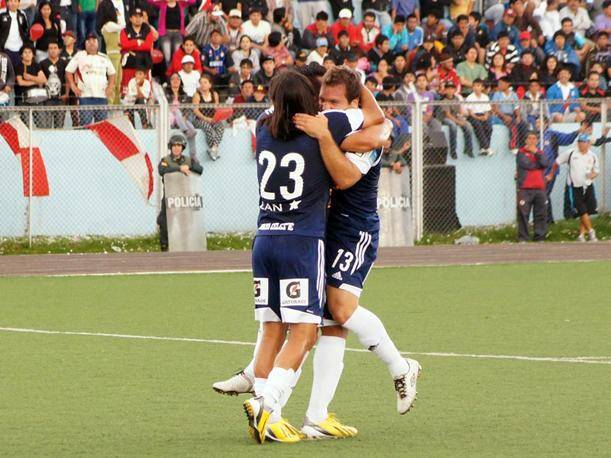 Descentralizado 2013: Goles de UTC vs. Sporting Cristal (VIDEO)