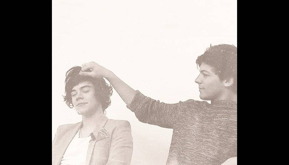Harry Styles y Louis Tomlinson. (Foto: Facebook)