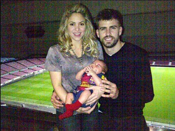 Shakira quiere volver a ser madre
